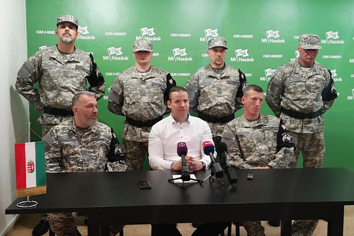 Nemzeti Légiónak nevezik Toroczkaiéék az új Gárda-utódot