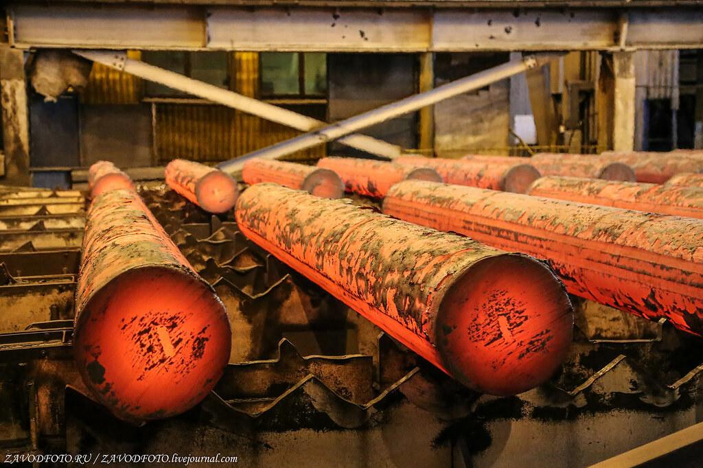 Великие заводы России: Северский трубный завод