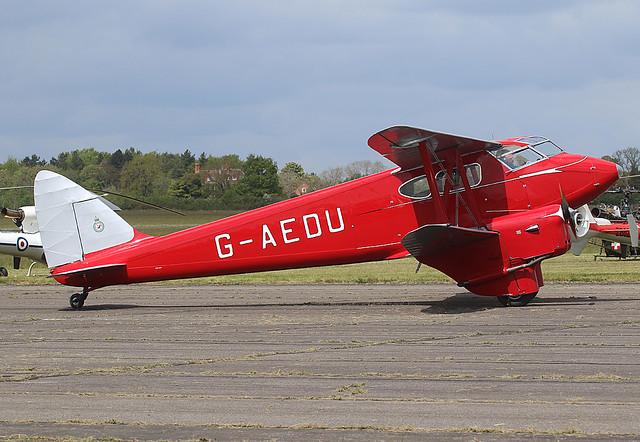 G-AEDU