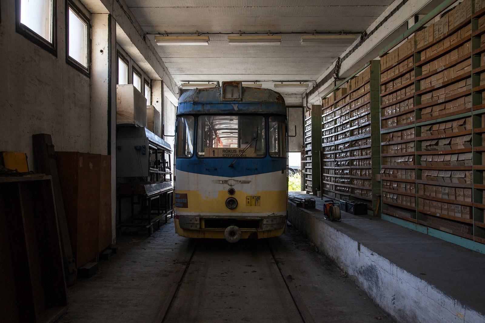 Csendben várja felújítását Budapesten az egykoron Szeged utcáin kanyargó Bengáli