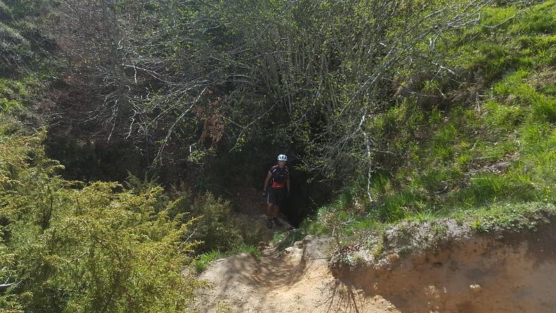 Cueva Cristinos en Urbasa