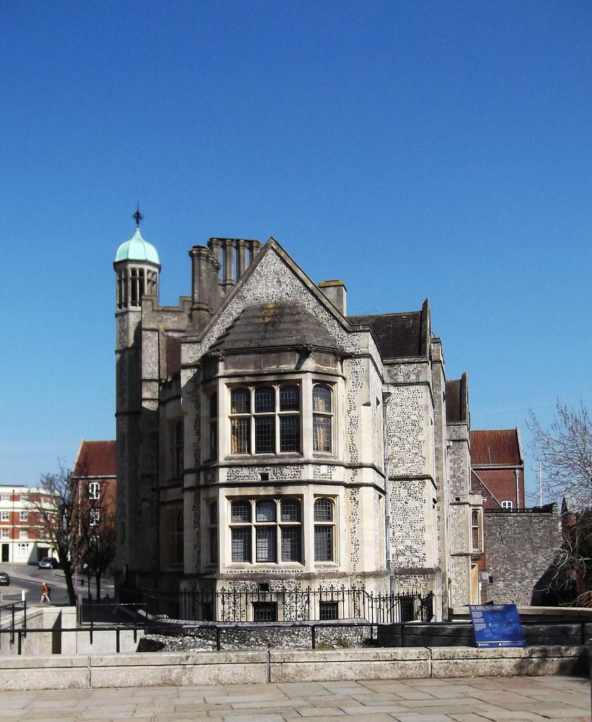 The Castle, Winchester