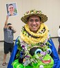 "Kapiolani CC 2019 graduate (and photobomber). (Photo credt: Shari Tamashiro)  Kapiolani Community College celebrated spring commencement on Friday, May 10, 2019 at the Hawaii Convention Center.   More photos: <a href=""https://kapiolanicc.smugmug.com/Commencement/Commencement-2019"" rel=""noreferrer nofollow"">kapiolanicc.smugmug.com/Commencement/Commencement-2019</a>"
