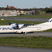 """NORRA Nordic Regional Airlines ATR 72-500 OH-ATI 190514 BMA by Anders """"Bromma"""" Nilsson"""