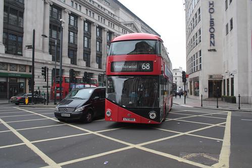 Abellio London LT665 LTZ1665
