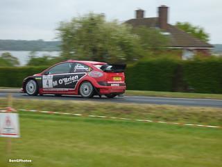 Michael O'Brien & Mark Glennerster - 2007 Ford Focus WRC