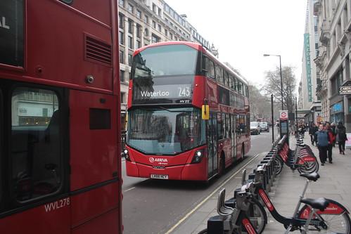 Arriva London HV212 LK66HCY