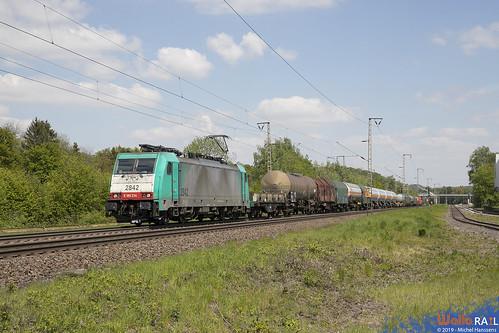 2842 . LNS . 44514 . Stolberg (Rheinl) Hbf . 14.05.19.