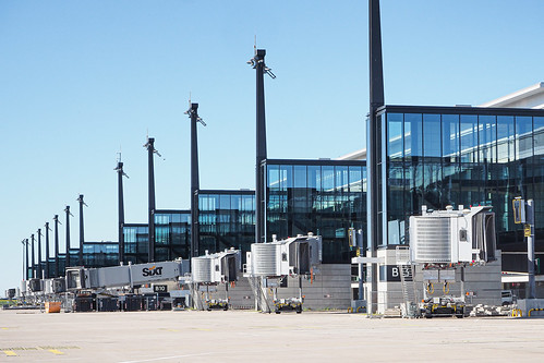 New BER Terminal - Passenger Boarding Bridges