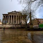 Damp centre of Preston