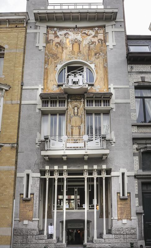 The Cauchie House