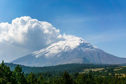Popocatépetl I