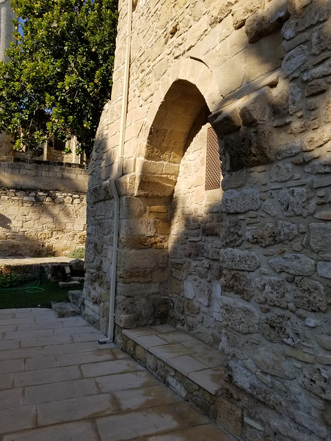 The Medieval Castle of Larnaca