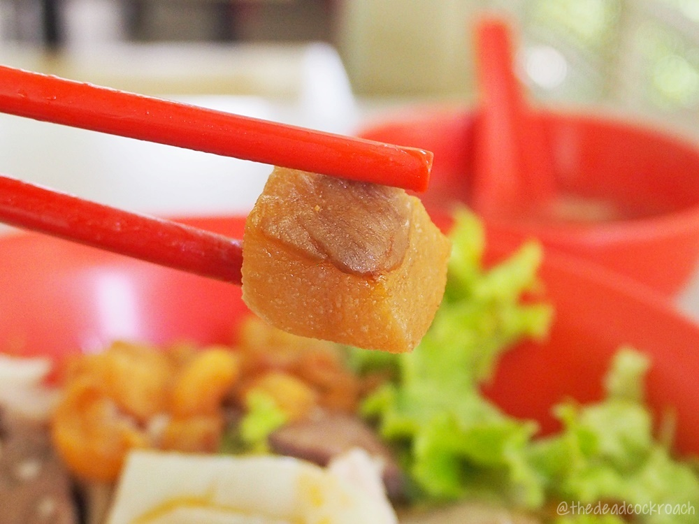 crescent market, food, food review, huang da fu, minced meat noodle, review, singapore, 黄大福, 肉脞面, 肉脞麵