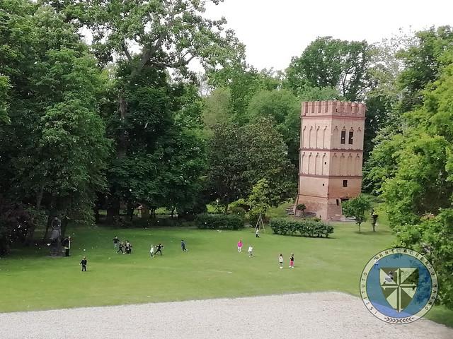 Gita al Castello - infanzia