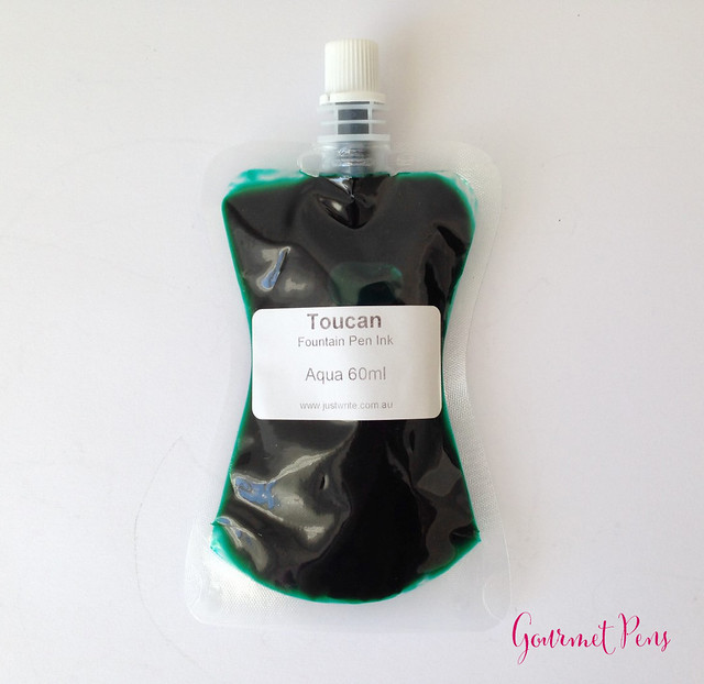 Toucan Aqua Ink Review 8