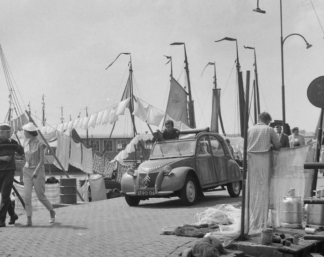 Citroën 2CV AZ 1955