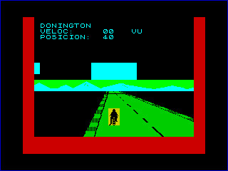 Full Throttle (ZX Spectrum, Ventamatic release) | by Deep Fried Brains