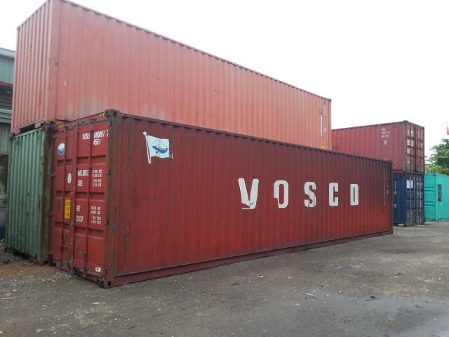 Thuê container cũ làm kho giúp tiết kiệm kinh phí
