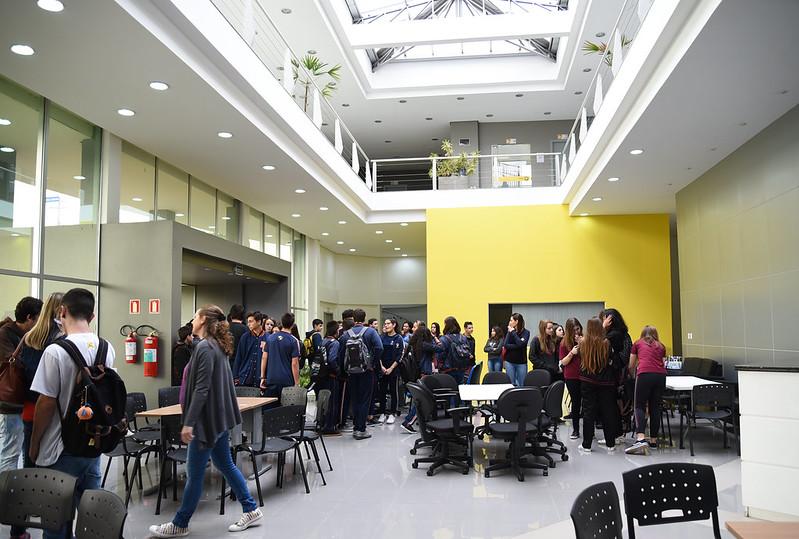 Abertura Startup Teens