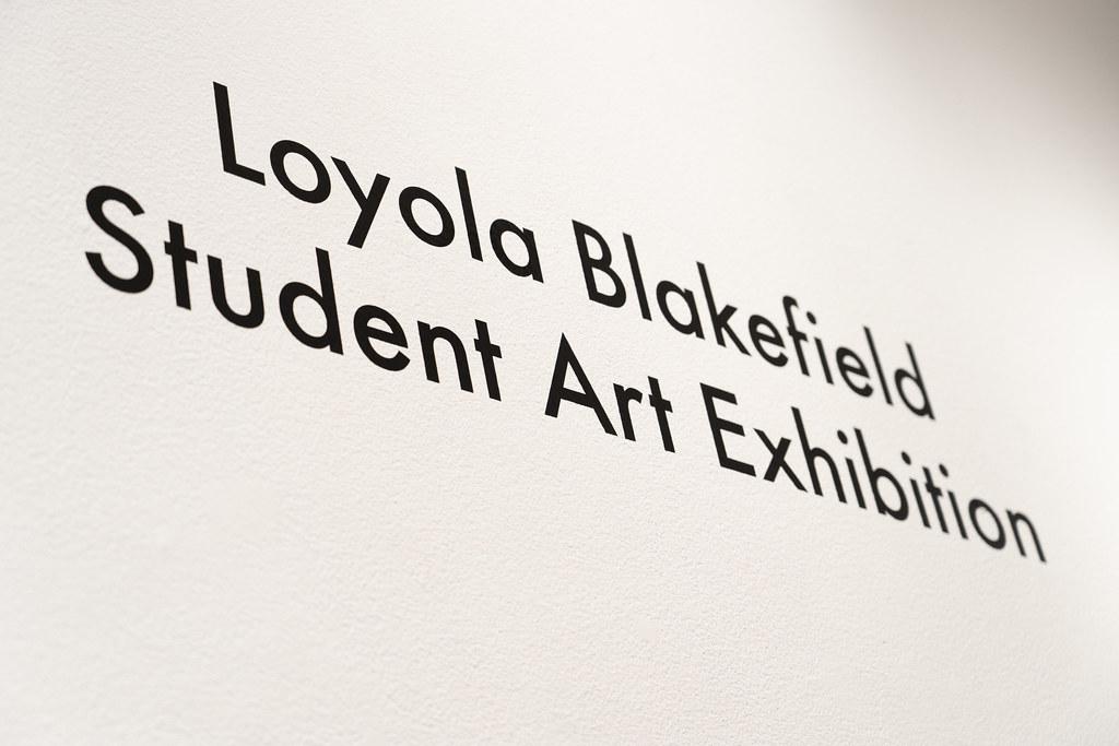 Third Annual Student Art Exhibition