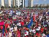Ato contra os cortes na Educação em Brasília