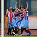 Catania-Reggina 4-1: prestazione perfetta, è riconciliazione coi tifosi