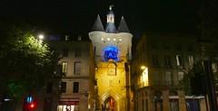Bordeaux (Gironde, Fr) – Tour de la Grosse Cloche – ancien Hôtel de Ville