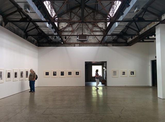 Olga Korper Gallery (3) #toronto #roncesvalles #olgakorpergallery #robertmapplethorpe #theoutsiders #architecture #loft
