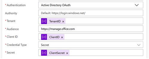 Active Directory OAuth