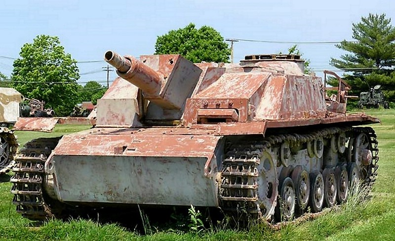 Sturmgeschutz III 00010