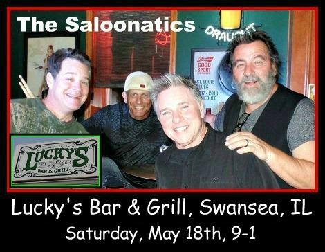 The Saloonatics 5-18-19