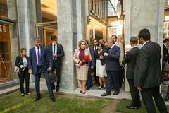 Официальный визит делегации Совета Федерации в Турцию