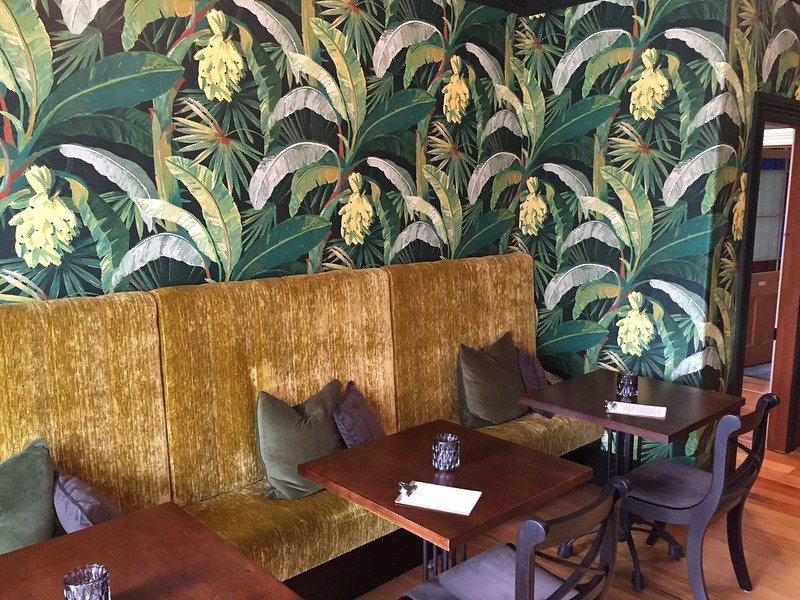 Villa Walton B & B Breakfast Room