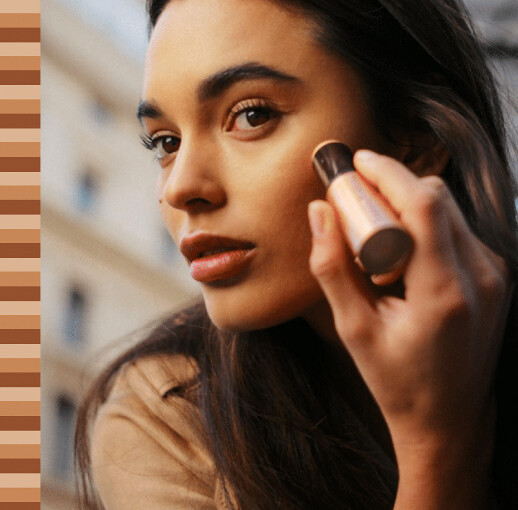 Terracotta de Guerlain Skin Foundation Stick visual