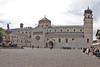 Trient, Piazza Duomo mit Dom, Neptunbrunnen, Diözesanmuseum
