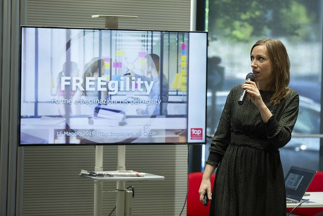 Top Employers Circle: FREEgility, Forme e Declinazioni HR dell'Agility