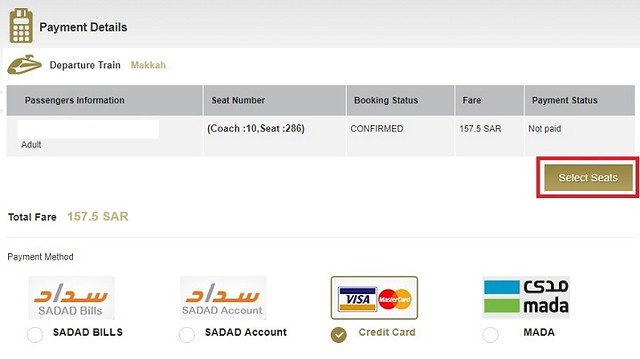279 How to buy Makkah-Madina Train ticket online (3)