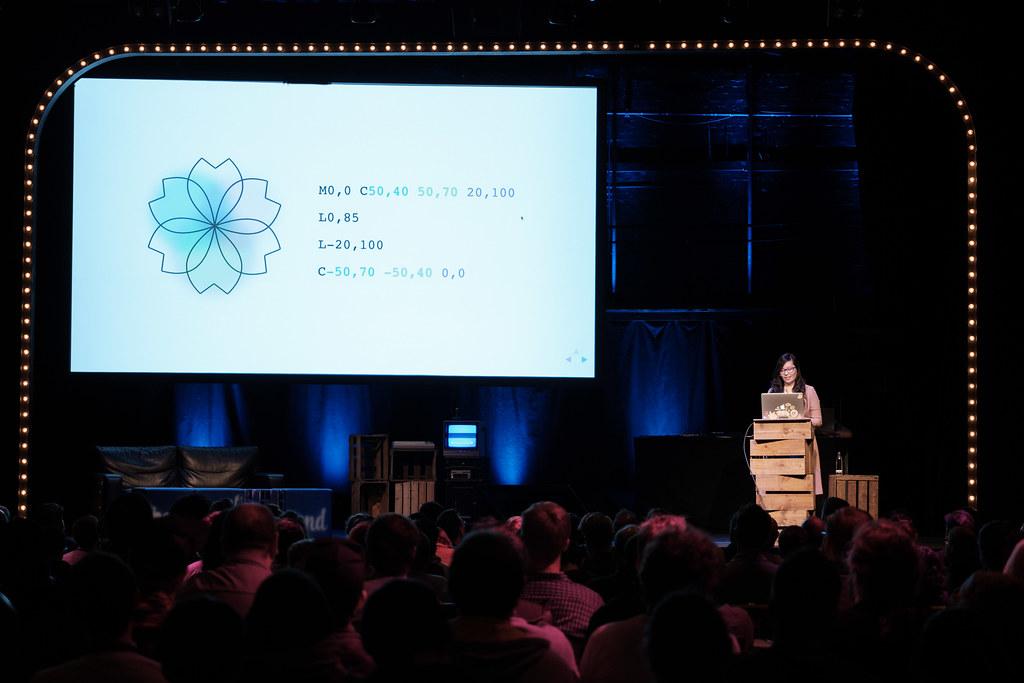 Shirley Wu – Data, Design, Code