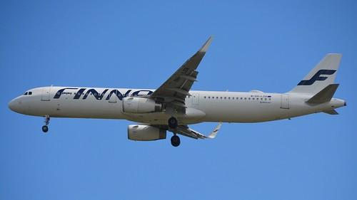 Finnair Airbus A321 @ HAM | by timur.tatlici