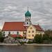 Katholische Pfarrkirche Sankt Georg in Wasserburg