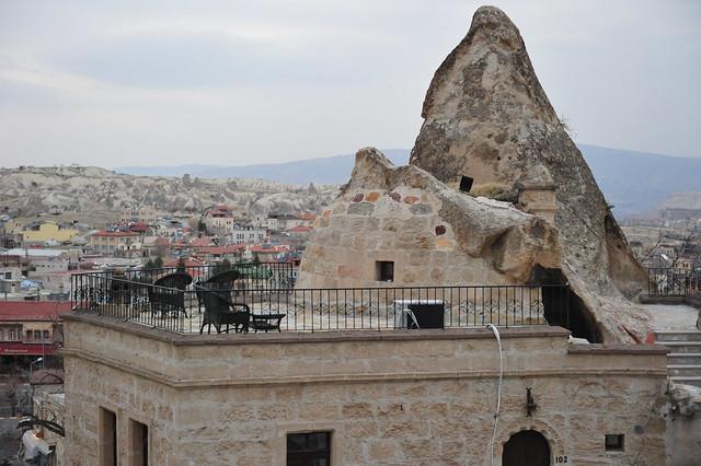 Hotel in Göreme, Cappadocia (Kapadokya, Turkey) 014