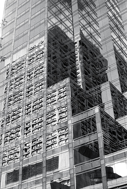 Xerox Building Reflecting the Mariott Across The Street II