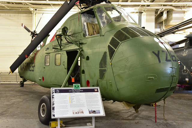 UH-34D Seahorse 150553