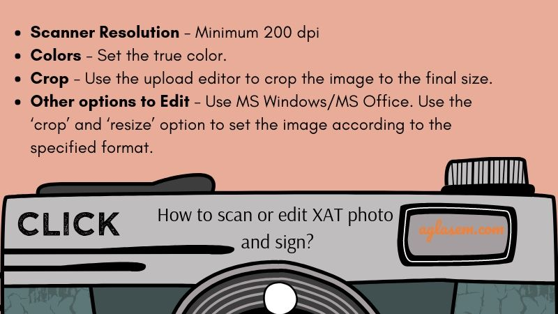 Image instructions