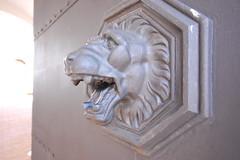 Siklós Castle Lions 1