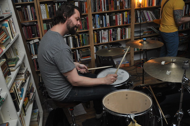 Steve Adamyk Band at Black Squirrel Books