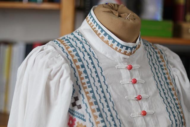 Costume historique 1895