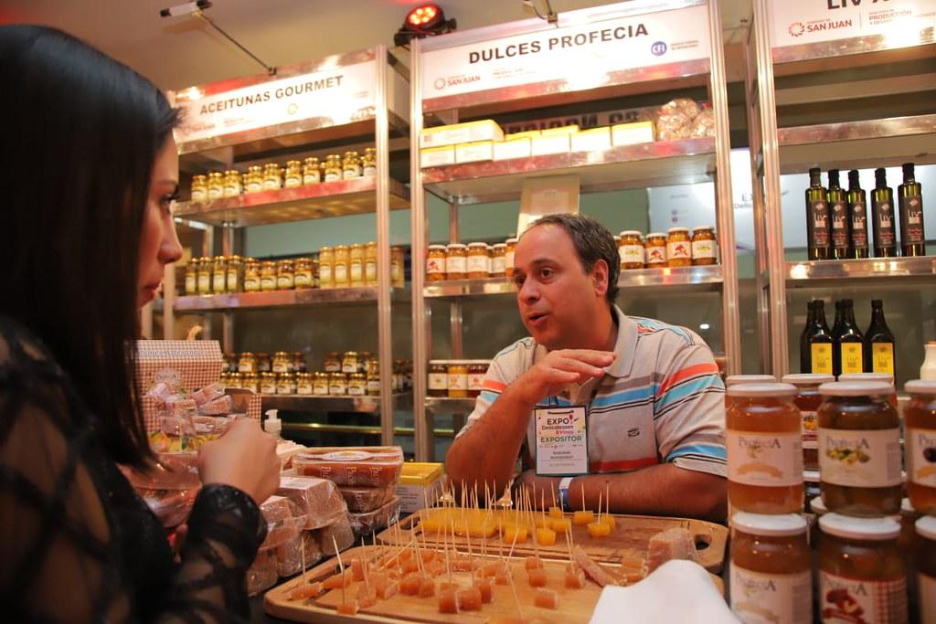 2019-05-17 PRODUCCIÓN: San Juan protagonista de lujo en la feria gourmet más importante del país