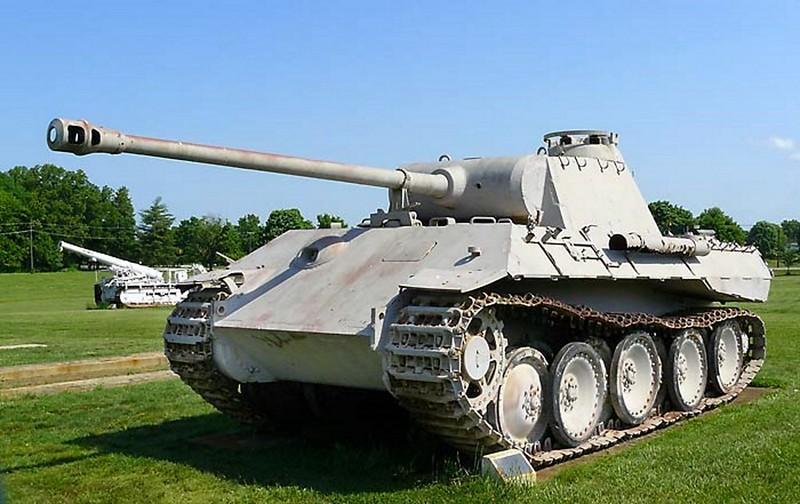 Panzerkampfwagen Panther Mk V 00001